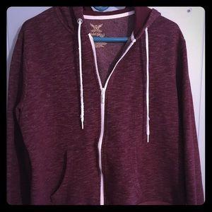 2XL Faded Glory Hooded Sweatshirt